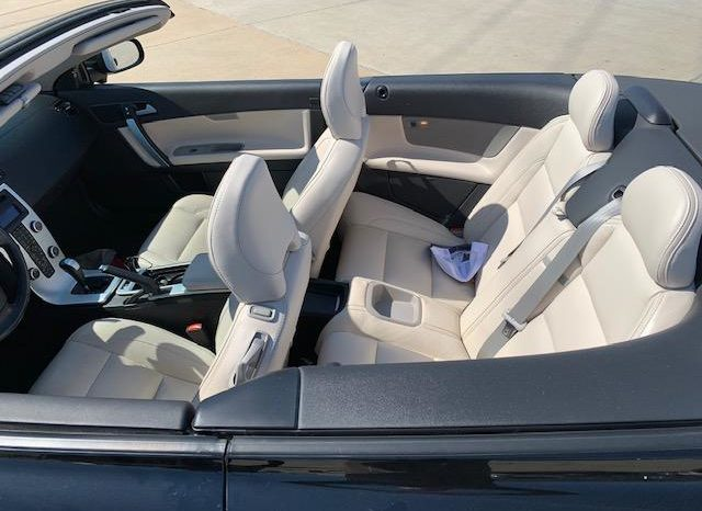 2013 Black Volvo Convertable full