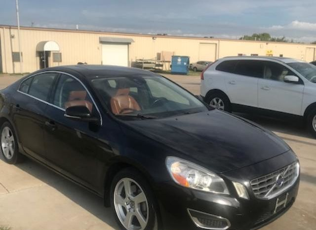 "2012 S60 Volvo ""Black Beauty"" full"